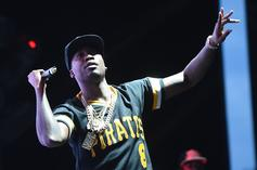 """Meek Mill's Beef With Drake Is Hurting """"Pinkprint Tour"""" Ticket Sales"""