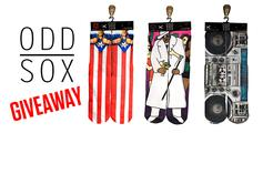 """Back To School"" Odd Sox Giveaway"