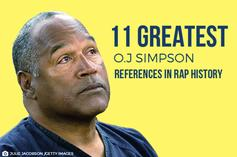 The 11 Greatest O.J. Simpson References In Rap History