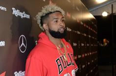 Watch Odell Beckham Jr Show Off Dance Moves On Stage With Young Thug