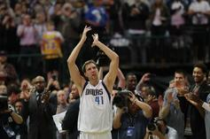 Dirk Nowitzki Gifted 30,000 Cans Of Bud Light In Honor Of 30,000 Point Milestone