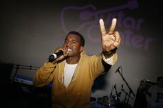 """Check Out This Kanye West Interview From Before """"College Dropout"""""""