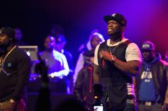 """50 Cent Previews New Single With Jeremih """"Still Think Im Nothing"""""""