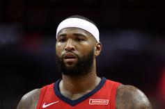 Watch DeMarcus Cousins' Introductory Press Conference With The Pelicans