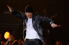 Eminem Is Your Embarrassing Uncle While Learning To Make An Instagram Story