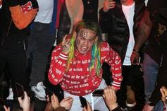 "Tekashi 6ix9ine Issues PSA Directed At ""Thots"" Trying To Expose Him"