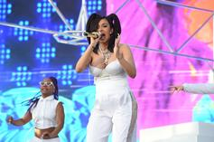 Cardi B Ordered Her $400K Lola Bunny Chain For Coachella At Last Minute