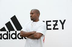 Kanye West Previews New Yeezy Wave Runner 700