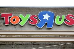 """Toys """"R"""" Us Selling Off Mascot Geoffrey The Giraffe & Sex Toy Domains"""