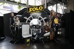 """""""Solo"""" Is The Most Expensive Film In The """"Star Wars"""" Series"""