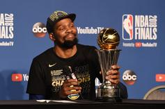 Kevin Durant Claps Back At Teenager On Instagram