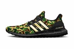 BAPE x Adidas UltraBoost Rumored To Release