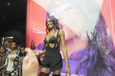 Azealia Banks Promotes Her Soap Company Following Album Cancellation