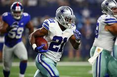 Ex-Cowboys RB Joseph Randle Reportedly Arrested For Rape