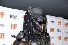 """""""The Predator"""" Opens Up At No. 1 Domestically"""