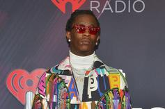 "Young Thug To Kanye West: ""If I'm Not On 'Yandhi' I'm Never Talking To U Again"""