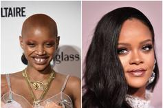 Rihanna Was Ready For Slick Woods To Go Into Labor At NYFW Show