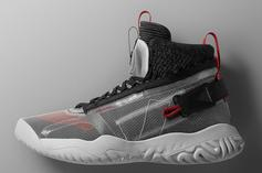 Jordan Brand Introduces New Sneaker: Jordan Apex-Utility