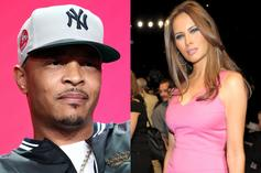 """T.I. Features Naked Melania Trump Lookalike In """"Dime Trap"""" Clip"""