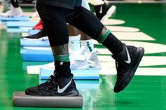 Kyrie Irving Debuts The Nike Kyrie 5: First Look