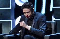 Pete Davidson Trolled By Politician Dan Crenshaw During Victory Speech