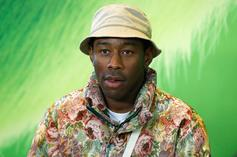 Tyler, The Creator's Camp Flog Gnaw 2018 Will Be Livestreamed On YouTube