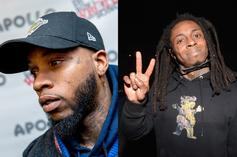 "Tory Lanez & Lil Wayne Are Dropping A ""Talk To Me"" Remix"