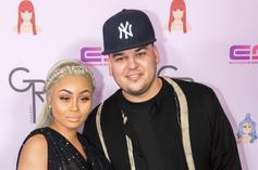 Rob Kardashian Is Attempting To Get Child Support From Blac Chyna