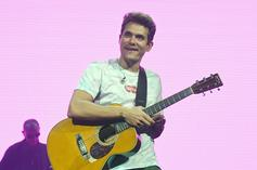 John Mayer Says Drake's 30th Birthday Party Was The Last Time He Drank