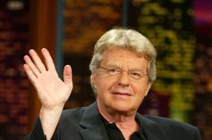 """Jerry Springer Gets A New Show: """"Judge Jerry"""""""