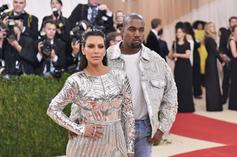 Kim Kardashian Gives Tour Of Her & Kanye West's Trip On Private Boeing 747