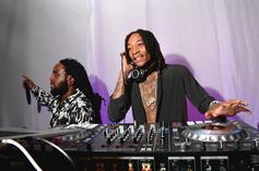 Wiz Khalifa Kicks Shiggy Out Of His Dressing Room Because He Can't Handle His Weed