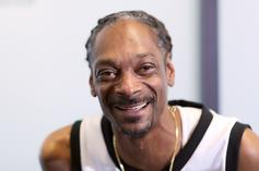 "Snoop Dogg Stakes His Claim For The ""King Of R&B"" Title"