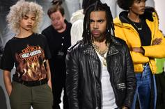 "Vic Mensa On XXXTentacion, DJ Akademiks & His feelings on Kanye WestVic Mensa On Kanye West, XXXTentacion, DJ Akademiks & The ""Trend"" Of Abuse"