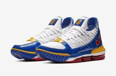 "Nike LeBron 16 ""SuperBron"" Coming Soon: Official Images"