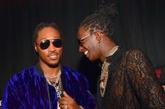 """Top Tracks: Future & Young Thug's New Loosie """"Do It Like"""" Hits #1"""