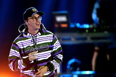 "Logic Gets Braggadocious In New ""Keanu Reeves"" Snippet"