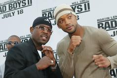 "Will Smith & Martin Lawrence Begin Filming ""Bad Boys 3"" In Atlanta"