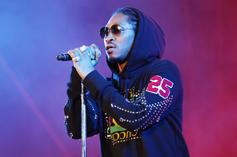 "Future Conjures Dark Magic On ""The WIZRD"""