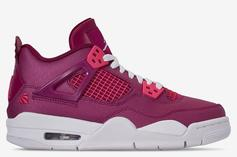 """Air Jordan 4 """"Valentine's Day"""" Surfaces: First Look"""