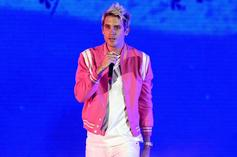 """G-Eazy Celebrates 3rd Platinum In A Row: """"From The Bay To The Universe"""""""