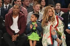 Jay-Z's Twins Already Have Distinct Personalities According To Tina Lawson