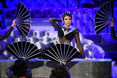 Cardi B Can't Get Kulture To Fall Asleep In Series Of Instagram Uploads