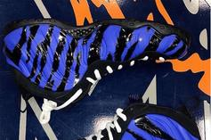 "Nike Air Foamposite One ""Memphis Tigers"" Releasing In Limited Quantities"