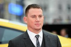 Channing Tatum's Blonde Buzzcut Is Giving Everyone Eminem Vibes