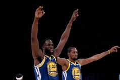 """Draymond Green On Kevin Durant's Future: """"If He Go, He Go"""""""