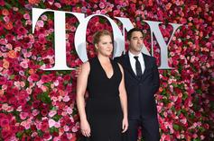 """Amy Schumer On Husband's Autism Diagnosis: Don't """"Be Afraid Of That Stigma"""""""