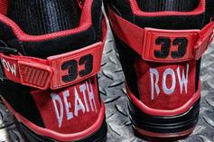 Death Row Records x Ewing 33 Hi Coming Soon: New Images