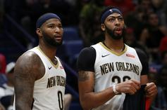 "DeMarcus Cousins Defends Anthony Davis, Calls Pelicans ""Goofy"""