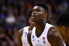 Zion Williamson Deserves $100 Million Sneaker Deal, Says Sonny Vaccaro